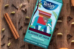 Globally Inspired Teas - Click for more information