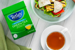 Green Tea - Click for more information