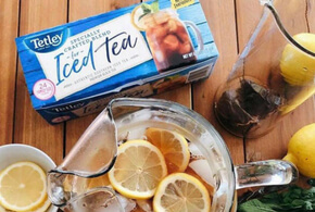 Iced Tea Blends - Click for more information