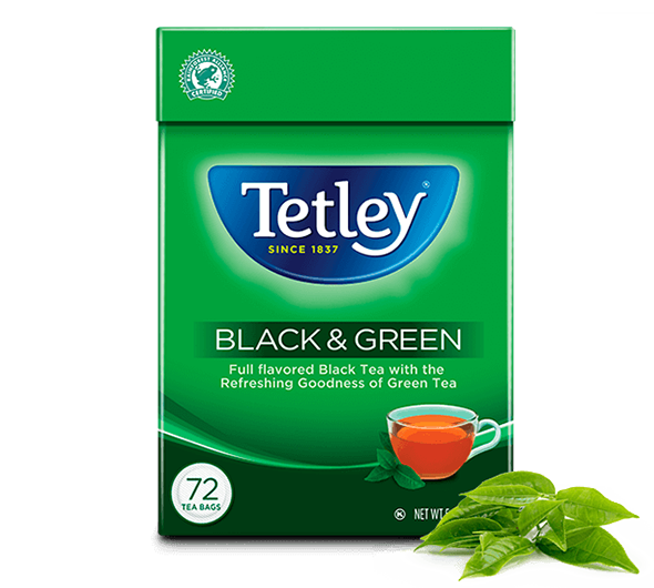 image of Black & Green Tea (72-Count)