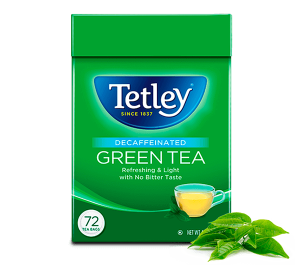 image of Green Tea - Decaffeinated (72-Count)