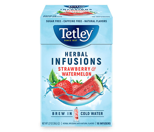 image of Herbal Infusion - Strawberry Watermelon