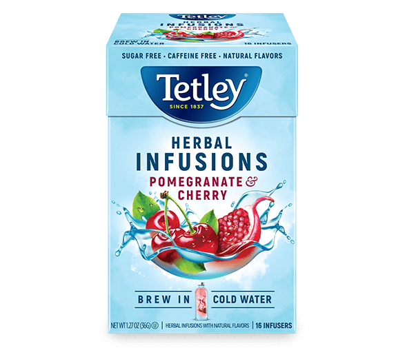 image of Herbal Infusion - Pomegranate Cherry