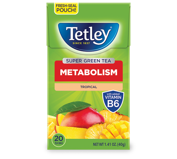 image of Green Tea Tropical with Vitamin B6