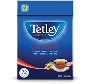 image of Ginger Flavor Black Tea (72-count)