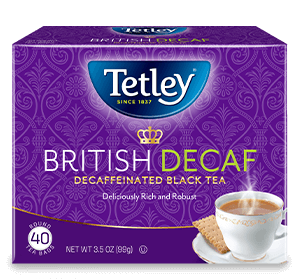 image of British Blend - Premium Black Tea - Decaffeinated
