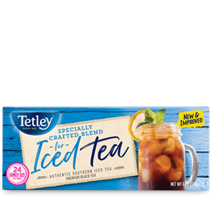 Iced Tea Blend (Round Tea Bags) - Get More Information