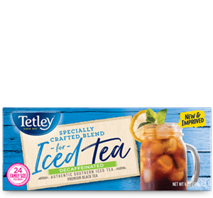 image of Iced Tea Blend - Decaffeinated (Round Tea Bags)