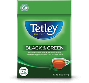 Black & Green Tea (72-Count) - Get More Information