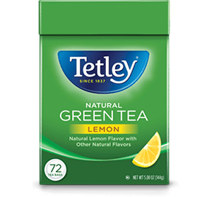 Green Tea with Lemon (72-Count) - Get More Information