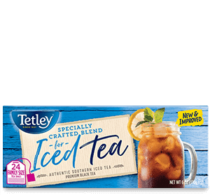 Iced Tea Blend (Square Tea Bags w/ String) - Get More Information