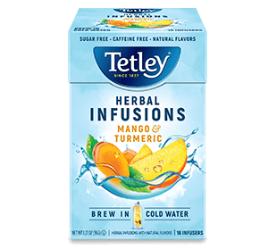 image of Herbal Infusions - Mango Turmeric