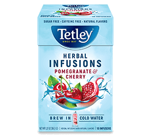 image of Herbal Infusions - Pomegranate Cherry