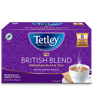 image of British Blend - Premium Black Tea (320-count)