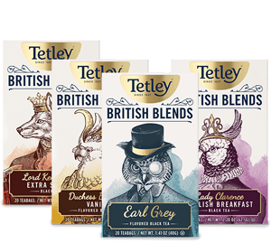 image of Flavors of Britian (4-Pack)